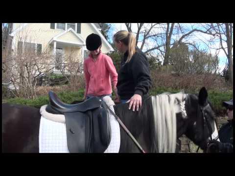 Therapeutic Horseback Riding - Georgia's Story