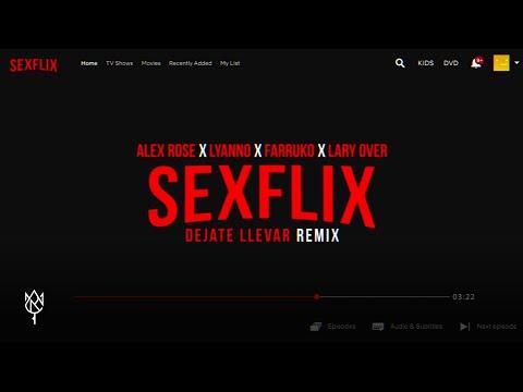Alex Rose - Dejate Llevar (Remix) Ft. Lyanno, Farruko & Larry Over [Video Oficial]