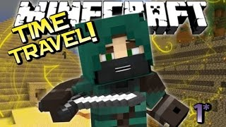 Minecraft | DR COSMO'S TIME TRAVEL ADVENTURE! | Redemption Custom Map Ep 1