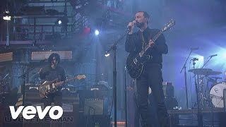 The Shins - Sleeping Lessons (Live On Letterman)