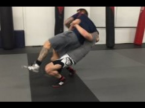 Headlock Counter Throw