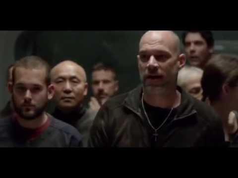 Helix 1x11 lift scene