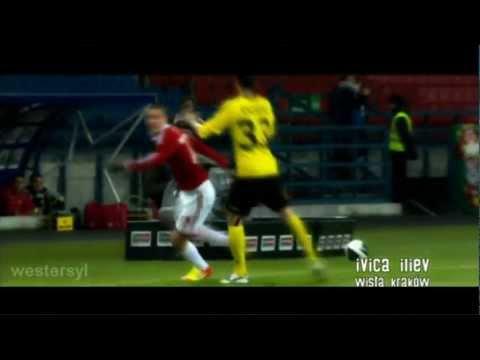 Iliev - Zagrania Ilieva z meczów przeciwko Śląskowi oraz Widzewowi.