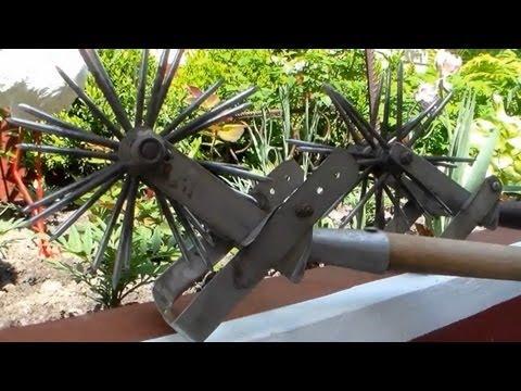 Ручной окучник для картофеля своими руками