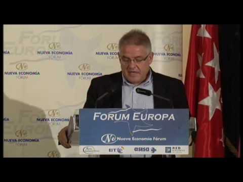 14/10/2016. Fórum Europa con Carlos Susías