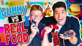 GET YOUR WASSABI MERCH NOW!http://www.AlexWassabi.comCan't believe I ate a Real BANDAID?!? Things got weirddddd....Tyler's Video!https://youtu.be/M18m2dAzqqcWassabi's MUST WATCH videos!: http://bit.ly/29yPBEHWatch every Wassabi CHALLENGE video!: http://bit.ly/29wKUeBNew Wassabi episode EVERY DAY!JOIN THE JOURNEY!Twitter: http://bit.ly/29A6ZIZInstagram: http://bit.ly/29NFnWrSecond Channel: http://bit.ly/2cU60JvFacebook: http://bit.ly/29LVthySnapchat: @RealAlexWassabiDon't forget to remember!If you're not smiling,YOU'RE DOING IT WRONG!! :)mKay bYe!