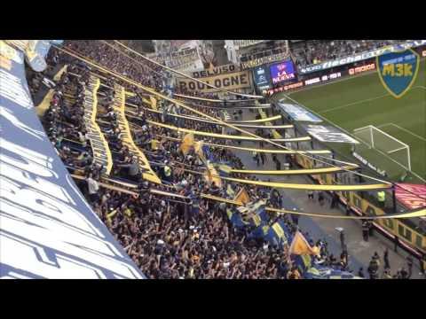 Video - Boca Banfield 2015 / Recibimiento - La 12 - Boca Juniors - Argentina