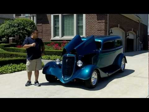 1934 Ford Street Rod Classic Muscle Car for Sale in MI Vanguard Motor Sales