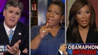 Hannity Panel Blows Up Over 'Obamaphones': 'Let Me Finish, Then You'll Be Educated On Something!