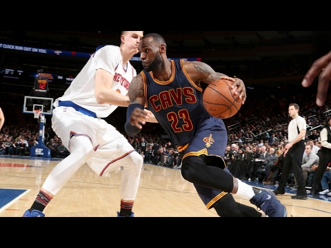LeBron James 32 Points & 10 Assists Leads Cavs to Victory | 02.04.17