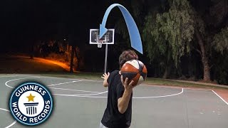 We attempt to break 4 different basketball World Records from the Guinness world records site ○Second Channel ...