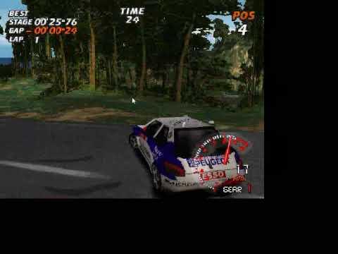 v-rally 3 playstation 2