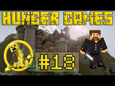 Minecraft Hunger Games #18 - Евгеха и VladNext3 в Голодных играх