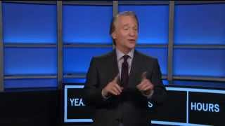 Real Time with Bill Maher: Monologue ­- January 9, 2015 (HBO)