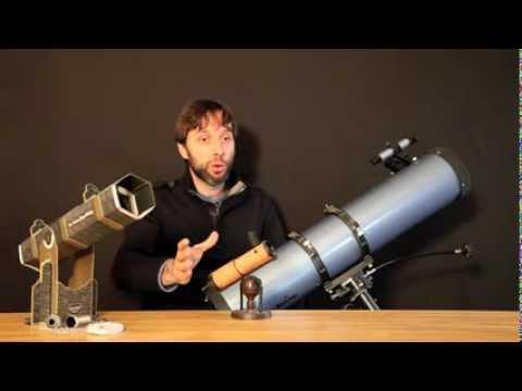 Lenti, Cannocchiali e Telescopi