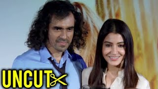 Anushka Sharma, Shah Rukh Khan and Imtiaz Ali have a media interaction during the trailer launch of Jab Harry Met Sejal. WATCH the full video here!Reporter: Alice Peter Editor: Kamlesh KandpalSubscribe now and watch for more of Bollywood Entertainment Videos at http://www.youtube.com/subscription_center?add_user=bollywoodnowRegular Facebook Updates https://www.facebook.com/bollywoodnow.  Twitter Updates https://twitter.com/bollywoodnow  Follow us on Pinterest: https://pinterest.com/bollywoodnow  Follow us on Google+ : https://plus.google.com/+bollywoodnow