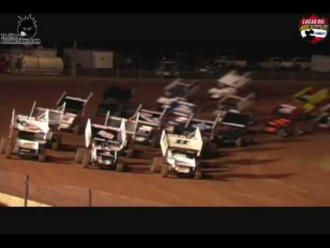 Lucas OIl ASCS 2012