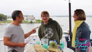 """Ed Sheerhan revealed to Mix 104.1 in Boston during a visit at their Cape Cod Beach House that his role in the HBO series, """"Game of Thrones"""" isn't too exciting. """"You're going to be underwhelmed when you see it... I'm dressed up and I don't know, you'll watch it and be like, 'That's It?'"""""""
