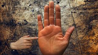 """Please watch: """"CHILDREN & MARRIAGE LINES Male Palm Reading Palmistry #146"""" https://www.youtube.com/watch?v=AOY4nZmF8wA-~-~~-~~~-~~-~-Talents, Personality and Potential are all reflected by Palm Shape, the Shape of the fingertips and the length of the fingers.GET A HAND/PALM READING: https://goo.gl/NzTwnESUBSCRIBE: http://goo.gl/HkaCq6     WEBSITE: http://goo.gl/mE7gmILEARN TO READ PALMS: https://goo.gl/73kxLxLines, configurations, and markings are explained in this new series. Revealed through Hand & Palm Readings & Analysis - Palmistry.TALENTS PERSONALITY POTENTIALKat Anders has a Masters Degree in the Health Sciences, a Bachelors Degree in music and has performed over 6000 hand readings for well over 35 years.Video produced by BLACK STONE ENTERTAINMENT. Copyright. All Rights Reserved"""