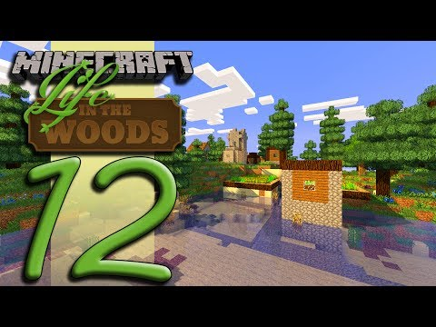 Minecraft Life In The Woods – EP12 – The Perfect Spot!