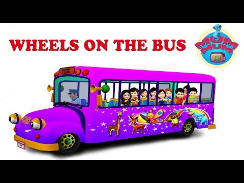 , title : 'The wheels on the Bus Nursery Rhymes for Children Video Songs | Lyrics for Kids and Babies'