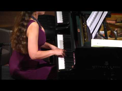 "Orit Wolf Playing ""Longings"" ( by Orit Wolf)"
