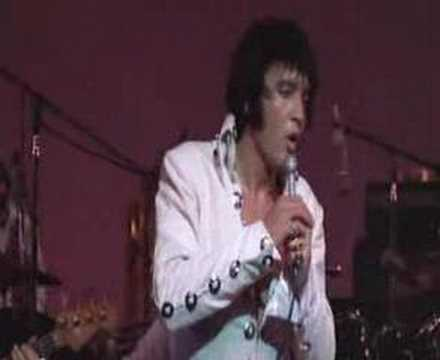 Elvis - Video Suspicious Mind.