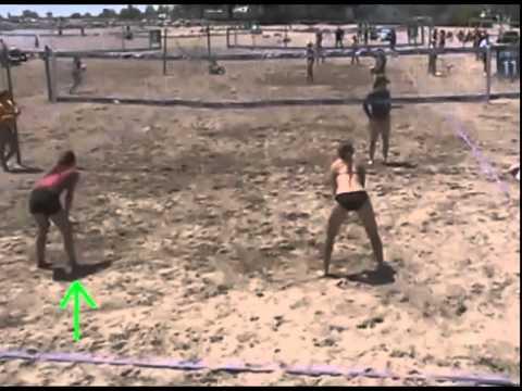 Jenna Banz, Beach Volleyball, Grad 2017