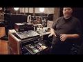 John Petrucci Gear Run with tech, Maddi Schieferstein