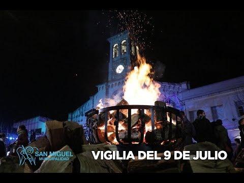 Vigilia del 9 de Julio
