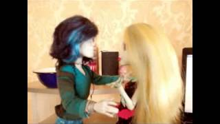 Лагуна Блю (модница) #picpac #stopmotion #monsterhigh
