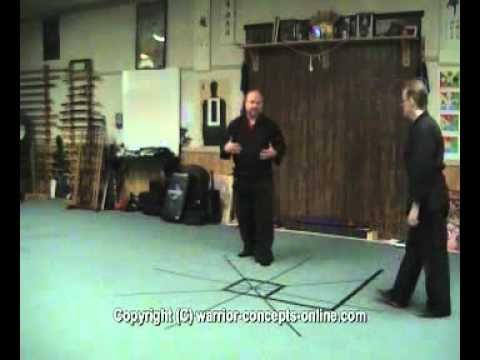 Ninjutsu Training – Advanced Skill Progression Example in Ninpo Taijutsu (Part 3)