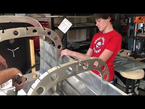 McCoy's RV-10 Build Video 8