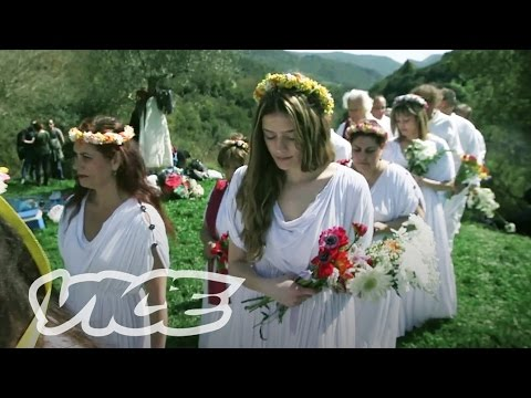 The Greeks Who Pray to Zeus (2015)- The present-day Greeks that still follow Hellenism and believe in Greek mythology.