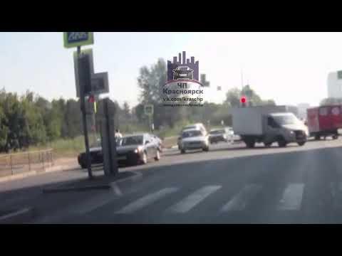 Караульная - Линейная 10.08.2018 ЧП Красноярск