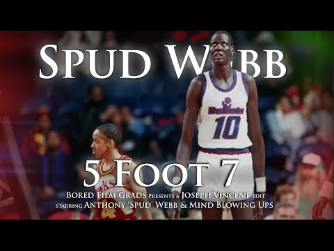 Spud Webb - 5 Foot 7