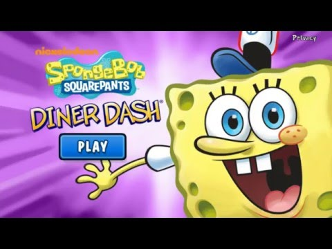 SpongeBob Diner Dash Gameplay Android Review HD #1