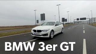 Auto-Test BMW 3er GT - mobile.de