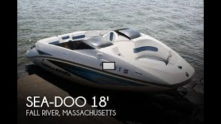 6. [SOLD] Used 2005 Sea-Doo 180 Challenger in Fall River, Massachusetts