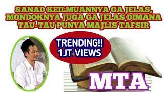 Video Sok-soan Punya Majlis Tafsir Padahal Mondok Tidak Pernah | GUS BAHA MP3, 3GP, MP4, WEBM, AVI, FLV Juli 2019