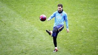 Video Lionel Messi ● Skills, Tricks, Freestyle in Training MP3, 3GP, MP4, WEBM, AVI, FLV September 2018