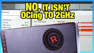 We talk about the RX Vega 64 & 56 clock bug rant, which has propagated through the internet lately to the point that people think...