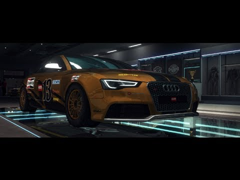 Grid 2 - Audi RS5 Coupe