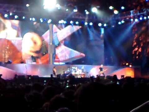 Metallica en el Foro Sol