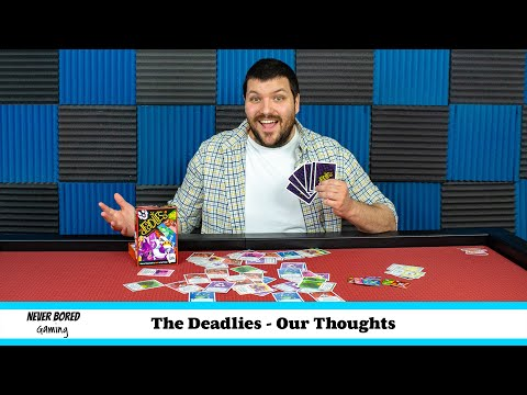 The Deadlies - Our Thoughts (Board Game)