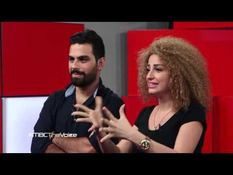 """حسام الشامي يغني لوديع الصافي """"على الله تعود"""" على مسرح The Voice"""