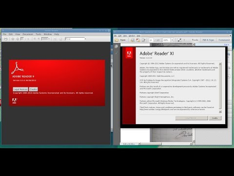How to install Adobe Acrobat Reader in Linux Debian 9 ?