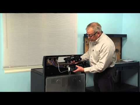 Range Repair - Replacing the Control Board (Frigidaire Part # 316557205)