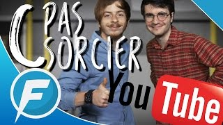 Video C PAS SORCIER YOUTUBE MP3, 3GP, MP4, WEBM, AVI, FLV September 2017