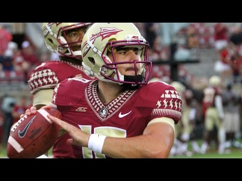 ready - Courtesy http://www.seminoles.com: Florida State quarterback Sean Maguire believes he is ready for primetime in his first career start.